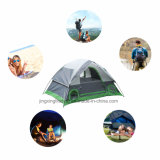 Hot Polyester Outdoor Camping Tent for 2-4 Persons