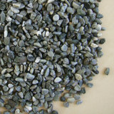 Cheap Gray Color Quartz Gravel Stone Chips for Landscaping