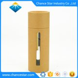 Custom Kraft Paper Round Cardboard Tube with Window