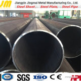 API 5L Gr. B Building Material LSAW Steel Pipe for Construction/Structure