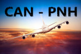 Air Cargo Shipping Transport Services From Guangzhou to Phnompenh