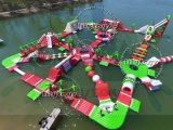 Cheap Inflatable Floating Island, Commercial Inflatable Aquatic Park, Inflatable Water Games