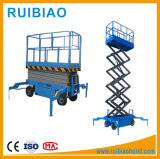 Warehouse Lifting Equipment Loading Ramp Forklift Stationary Mobile Lifting Platform