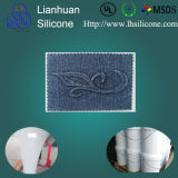 Hot Selling Embossed Silicone Ink for Customized T Shirt or Textile Screen Printing