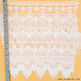 Wholesale Eyelet Knitting Decorative Lace Tape Cotton Fabric Garment Accessories