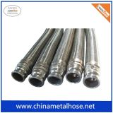 High Pressure Annular Corrugated Flexible Metal Hose with Fittings