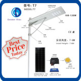 5years Warranty 5W-120W Solar Street Light Solar Panel Energy Outdoor LED Lamp Lighting