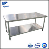 Assembly Stainless Steel Kitchen Equipment for Hotel and Restaurant