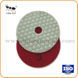 Pressed Dry Polishing Pad Used for Granite Marble Terrazzo