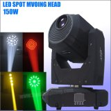150W LED Moving Head Spot for Disco and DJ Lighting