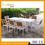 All Weather Home Dining Table Set Hotel Restaurant Table and Chair Patio Outdoor Garden Furniture