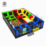 Professional Amusement Indoor Trampoline Park for Hot Selling