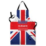Customized Logo high Quality Competitive Price 100% Cotton Apron