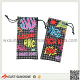 Hot Selling Digital Printed Microfiber Pouch Glasses