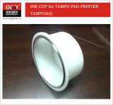 Ink Cup with Steel Ring for Tampoprint Machine (60/90MM)