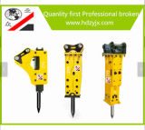 Hydraulic Breaker Hammer with Various Chisel From Handan Zhongye of China