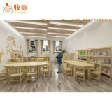 Best Quality Kindergarten School Furniture for Kids Learning En Approved