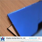 Bronze/Blue Color/Tinted Silver/Aluminium Mirror for Building