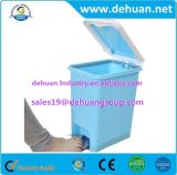 Plastic Mini Waste Bin/ New Material Wholesale Price Desktop Dustbin