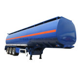 Chengli Cheaper Price 3 Axles Aluminum Stainless Steel Fuel Tanker Semi Trailer 36000 Liters 40000 Liters 45000 Liters 50000 60000 Liters Fuel Tank Trailer