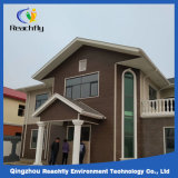 Cn Steel Structure Suppliers Cheap and Cheerful Prefab House/Hotel/Buildings with PVC Wall Paneling
