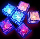 OEM LED Ice Cube Shape for Pub and Wedding Decoration