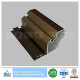 Bronze Anodized Aluminium Extrusion for Industrial