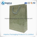 Wholesale Customized Cheap Handbags Glossy Paper Gift Bag