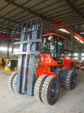 All Rough Terrain Diesel Forklift 4.0 Ton