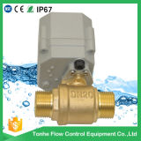 2 Way Mini Cwx-15q Motorized Ball Valve with Female and Male Thread