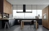 Custom Made Modular Kitchen Cabinet Wood Kitchen Furniture BMK-161