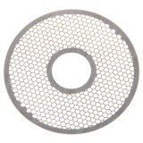 Round Hole Stainless Steel Perforated Metal Sheet Filter Mesh Photo Etching Chemical Punching Mesh for Water/Oil/Air Filtration
