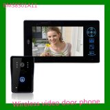 2.4G All-Digital Wireless Peephole Video Door Phone