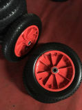 325-8 Color PU Foam Wheel