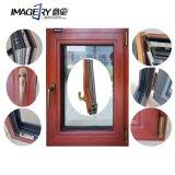 Yx70 High-Grade Villa Special Wood - Clad Aluminum Composite Window