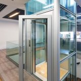 Joylive 2 Person Cheap Used Glass Small Lift Home Elevators for Sale