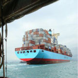 Sea Freight Shipment From Guangzhou to Santiago, Cl, Chile