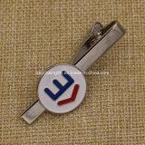 Promotion Enamel Logo Stainless Steel Wholesale Tie Bar Manufacturer