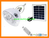 3W 5W Solar Rechargeable Emergency Lamp with CE