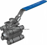 "1/2"" F316L 2000wog Forged Ball Valve"