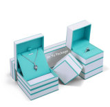 Luxury Delicate White Paper Gift Jewelry Packaging Box Wholesale