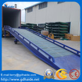 Mobile Yard Ramp for Loading and Unloading