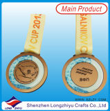 3D Excellent Brass Medals Quality Custom Medal Wholesale Medallion as Award Souvenir Medal Gifts