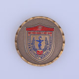 Customized Metal Copper Challenge Coin