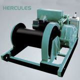 Marine Hydraulic Towing Winch From China