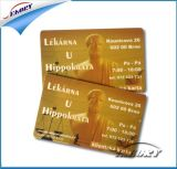 Top Quality Plastic Cards with Hologram and Embossing Number