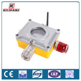 Ce Approved Fixed Wireless Wall-Mounted Combustible Gas Detector