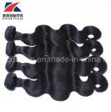 Cuticle Keeping Clean, Unprocessed Brazilian Remy Human Body Wave Hair Weft