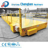 Heavy Machine Transfer Sliding Line Powered Heavy Load Cart System
