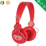 Fashion Stereo Colorful Great Headphones with Mic